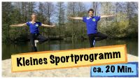 Kleines Sportprogramm ca. 20 Min. No Equipment