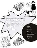 flyer schuelerzeitung